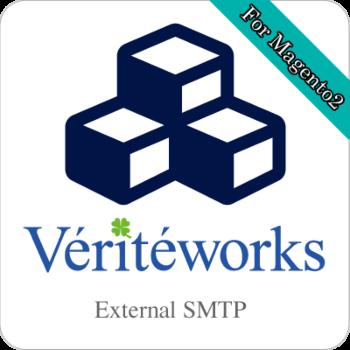 外部SMTPエクステンション for Magento2
