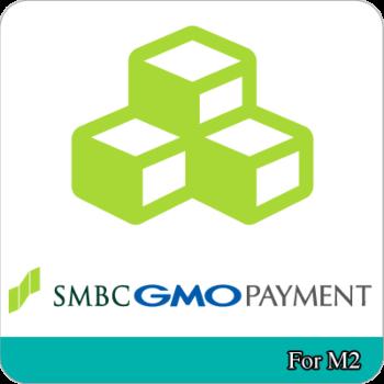 SMBC GMOペイメント連携エクステンション for Magento2