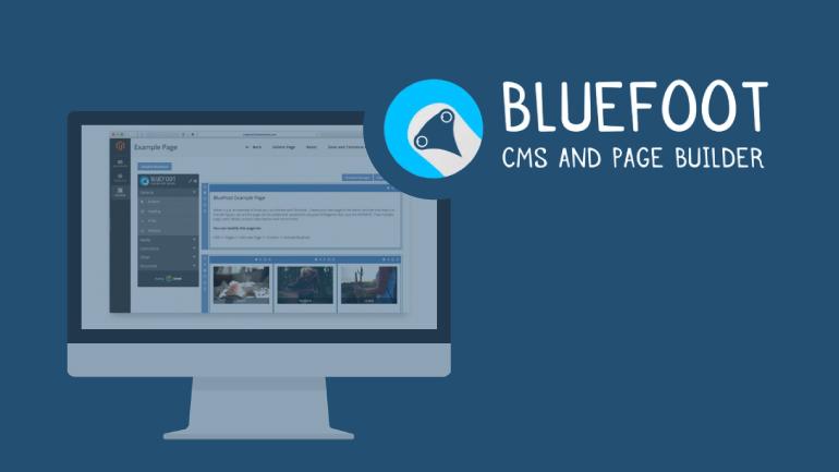 BlueFoot CMS