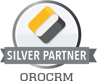 OroCRM Silver Solution Partner